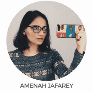 amenah jaffery