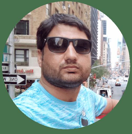 Abdul Wali - FlyingToWorld