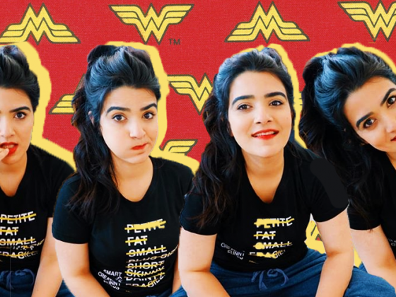 Shehzeen Rehman The Desi Wonder Woman