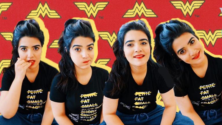 Shehzeen Rehman The Desi Wonder Woman