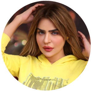 Top Pakistani Tiktok Influencers - Dolly Fashion Icon