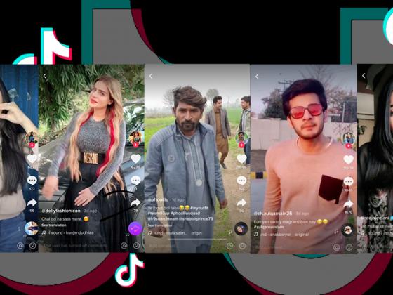 Top TikTok Pakistan Influencers Creators