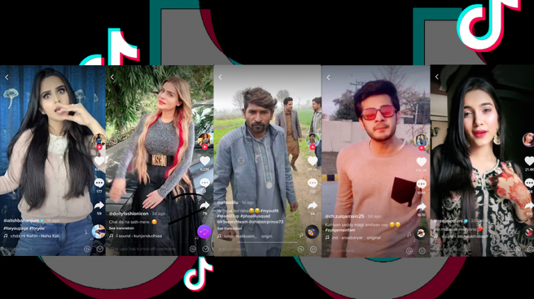 Top TikTok Pakistan Influencers Creators